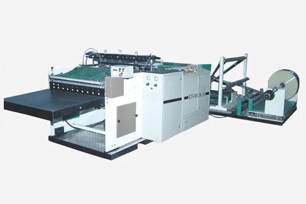 Plastic Shopping Bag Making Machine Exporter