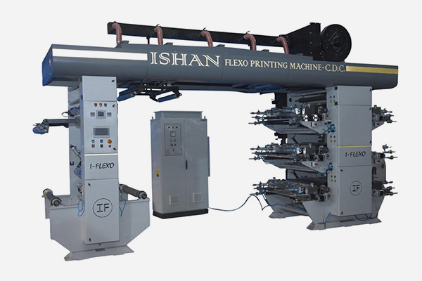Flexo Printing Machine CDC type manufacturer