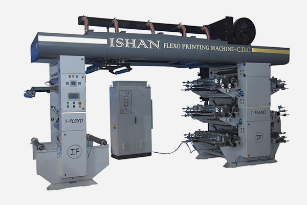 High Speed Flexo Printing Machine Manufacturer, Manufacturer of Printing Paper