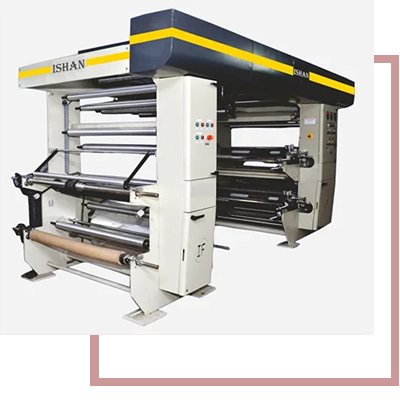 Manufacturer of Flexo Printing Machine